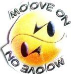 Moove on logo
