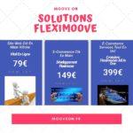 Fleximoove nos trois solutions-
